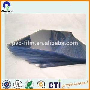 Clear Transparent PVC Rigid Sheet for Printing pictures & photos