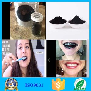 Small Package Natural Whitening Tooth Coconut Shell Activated Carbon Powder
