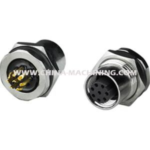 Optical Connectors of Stainless Steel