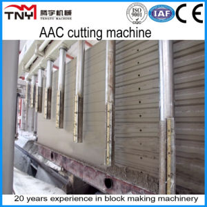 150000 M3 Fly Ash AAC Light Block AAC Plant, AAC Factory, AAC Line-Autoclaved Aerated Concrete Block Production Line pictures & photos