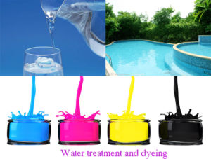 Water Purifying Use 2-4mm Blue Vitriol Copper Sulphate pictures & photos