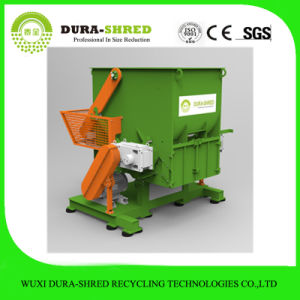 Dura-Shred Best Selling Plastic Recycling Equipment (TSD1651) pictures & photos