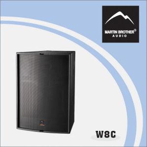 Three Way Loudspeaker (W8C)