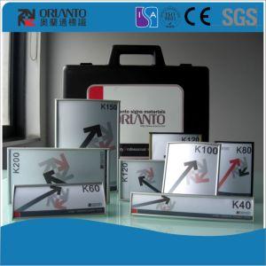 K Style Sample Kit Sign