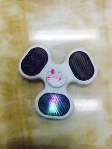 Newest Bluetooth Speaker Hand Spinner, Contral Music/Volume. Support TF Card. pictures & photos