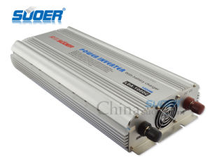 Suoer Power Inverter 1000W Solar Inverter 12V to 220V (LDA-1000C) pictures & photos