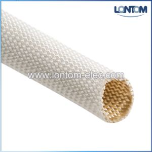 Silicone Flex Glass Insulation Sleeving pictures & photos
