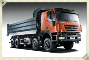 Hongyan Kingkan 8*4 Tipper Truck pictures & photos