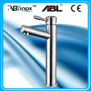 Stainless Steel Basin Faucet, Stainless Steel Faucet (AB006)
