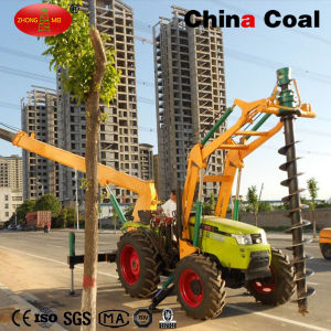 Pole Digging Machines for Constriction and Garden pictures & photos
