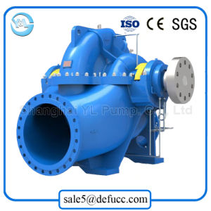 Centrifugal Double Suction Split Casing Cryogenic Liquid Pump pictures & photos