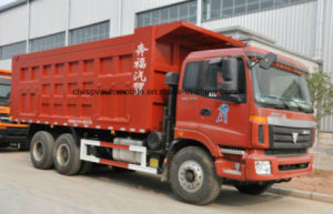 Foton 6X4 Lorry Tipper Truck pictures & photos