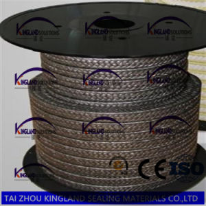 (KLP221) Flexible Graphite Braided Packing