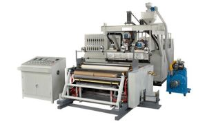 Stretch Cling Film Winder Machine for Stretch Film Extrusion Machine pictures & photos