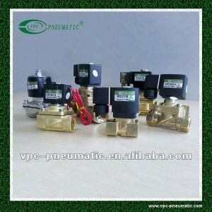 Normal Closed Valve 2/2 Brass Valve 2 Way Solenoid Valve pictures & photos
