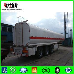 40000L BPW Axle Fuel Tanker Trailer pictures & photos
