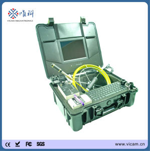 512Hz Transmitter Pipe Camera Inspection with DVR and Keyboard pictures & photos