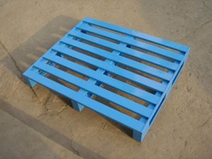 Heavy Duty Storage Steel Pallet pictures & photos