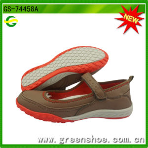 New Popular Beautifual Lady Casual Footwear (GS-74458) pictures & photos