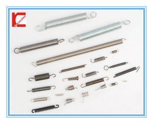 Custom Tension Spring with Double Hooks pictures & photos