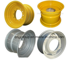 Steel Rim Wheels for Agricultural Implement Farm Applications pictures & photos