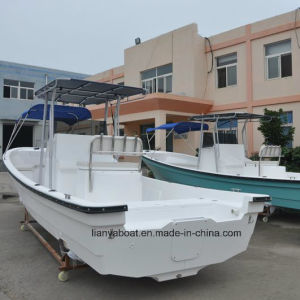 Liya 5.8m Boat for Fishing Panga Boat with Motor for Sale pictures & photos
