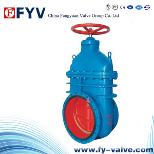 Industrial Pipeline Cast Iron Soft/Metal Sealed Gate Valve pictures & photos