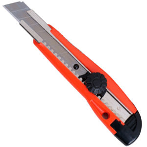 Utility Knife with Plastic Body pictures & photos
