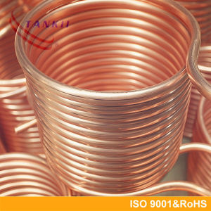 Copper Pipe Pancake Coil Pipe for Air Condition or Refrigerator pictures & photos