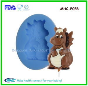 Cartoon Shape Dinosaur and Dragon Silicone Mold
