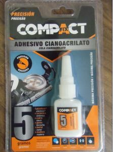 High Strong Super Glue for Plastic Fast Bond 5g Per Bottle pictures & photos