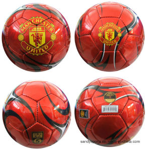 Custom Printing Promotional Sport Goods Socceball pictures & photos
