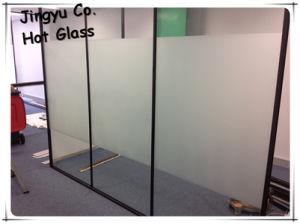 2-19mm Frosted Glass for Door, Bathroom, Shower Door pictures & photos