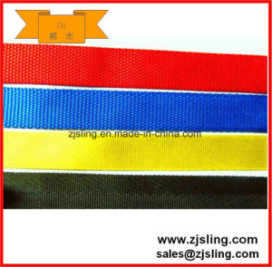 Customized Webbing for Webbing Sling and Ratchet Strap pictures & photos