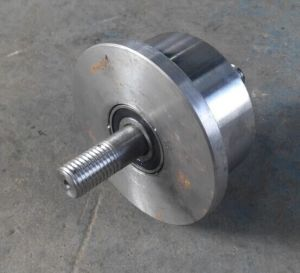 Driving Crane Rail Caster Forging Wheel on Sale pictures & photos
