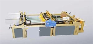 Automatic Double Piece Paper Folding Machine (JSZ-2000) pictures & photos