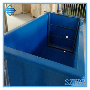 Aquaculture Fiberglass Fish Tank, FRP Breeding Pond for Aquatic Products pictures & photos