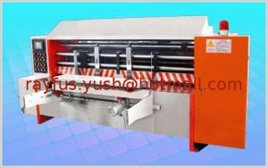 Automatic Rotary Die-Cutter Machine by Electrical Adjust pictures & photos
