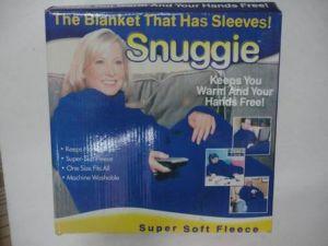 Home Fleece Woollen Blanket with Sleeves pictures & photos