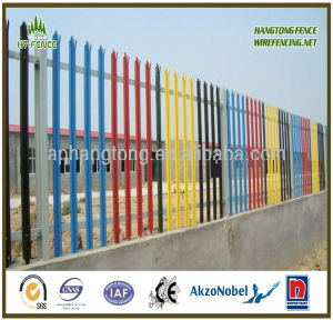 Steel Palisade pictures & photos