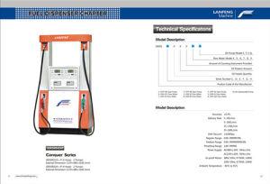 Conquer Series Fuel Dispenser pictures & photos