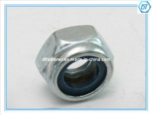 Nylon Lock Nut (DIN985)