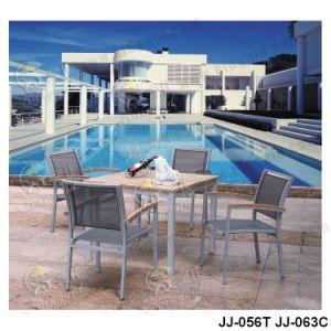 Textilene Mesh Fabric, Outdoor Furniture (JJ-056T, JJ-063C) pictures & photos