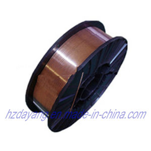 CO2 Gas-Shielded Welding Wire (ER70S-6) pictures & photos