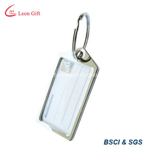 Customized Heart Metal Luggage Tag Wholesale pictures & photos