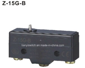 Contact Form Pushbutton Micro Switch pictures & photos