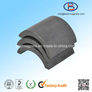 Ferrite Magnet for DC Motor pictures & photos