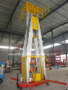 Hydraulic Portable Aerial Work Platform pictures & photos