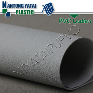 High Performance PVC Artificial Leather with Good Folding Endurance