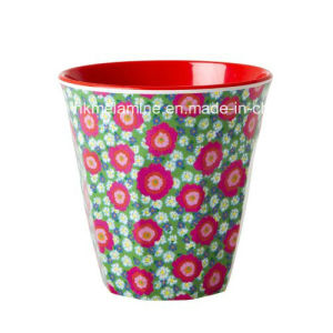 Two Tone Melamine Cup with Logo (CP007) pictures & photos
